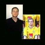 David Eriksson = Tobias Linderoth?
