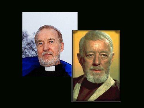 Yngve Stenlund = Obi-Wan Kenobi?