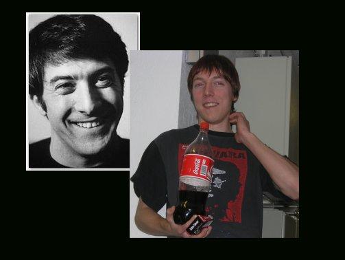 Marcus Westermark = Dustin Hoffman?