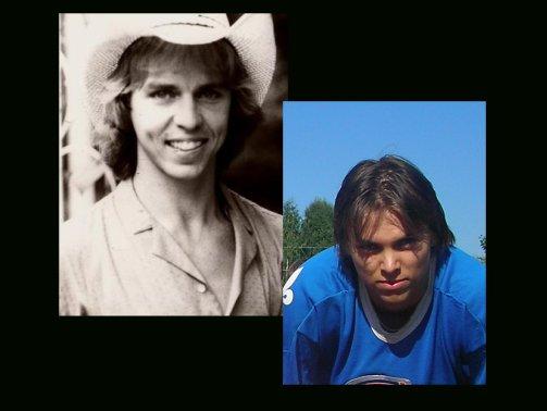 Magnus Hedin = Tommy Shaw?