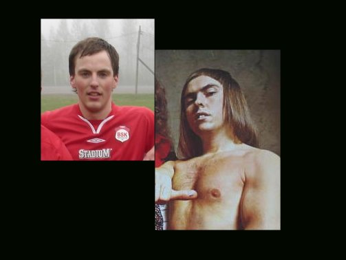 Magnus Olsson = Dave Hill?