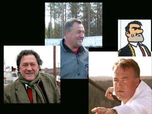 Dage Munter = Tommy Körberg = Kenta Nilsson = General Alcazar?